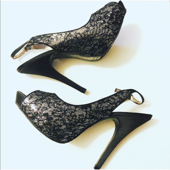 Shoes - Gorgeous Dressy Heels New Without Box